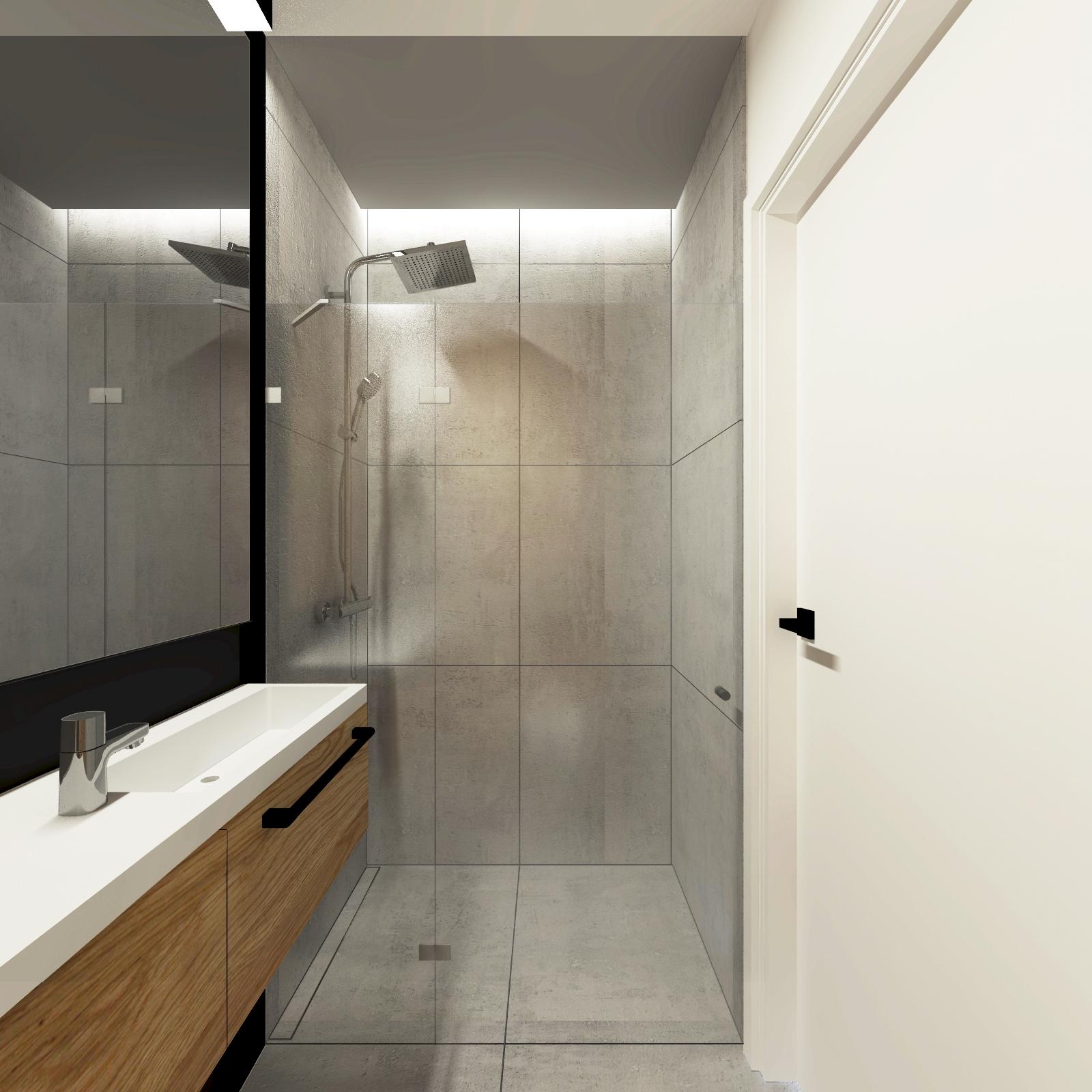 łazienka Parter 1 Maksis